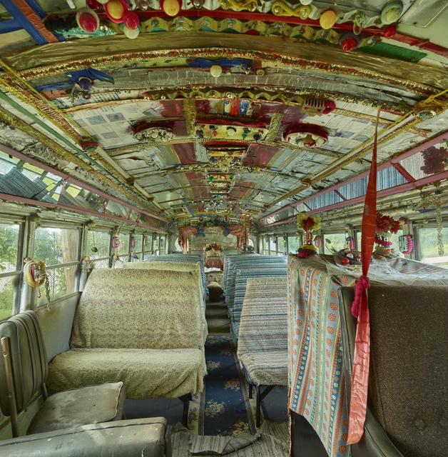 , 'Rev. H. D. Dennis Chapel Bus, Vicksburg, Mississippi,' 2016, Garvey | Simon