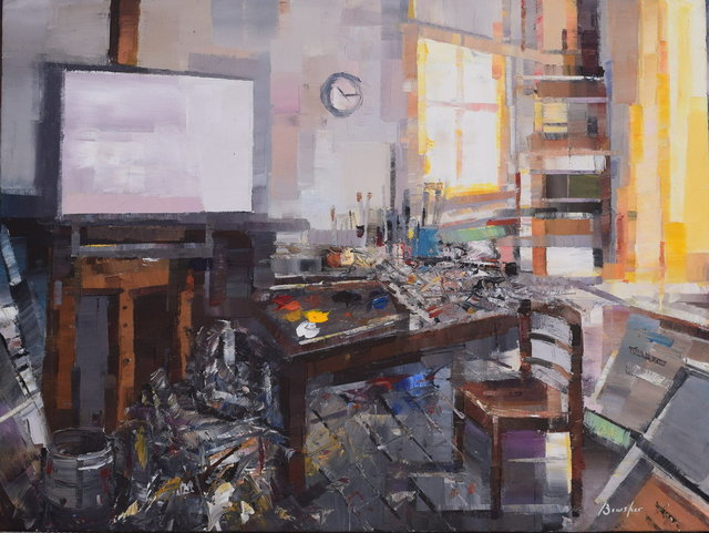 Steven Bewsher, 'The Studio', Gateway Gallery