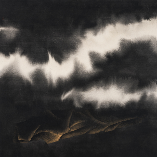 , 'Clouds Over the Xiaoxiang 瀟湘水雲,' 2018, iPreciation