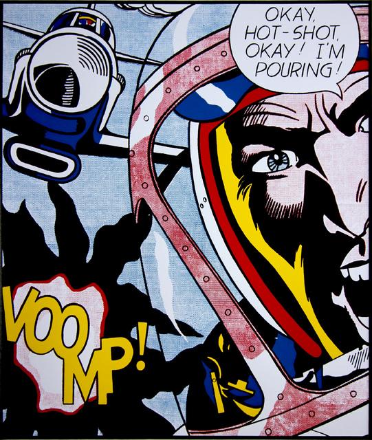 Roy Lichtenstein, 'Basel', 1987, EHC Fine Art Gallery Auction