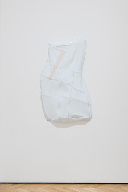 Isabel Yellin, 'Awkward Age', 2015, Sculpture, Leather, Powernet, Rigilen, Vigo Gallery