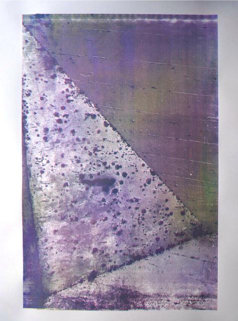 , 'Cano Amarillo (Detail),' 2002, Maddox Arts