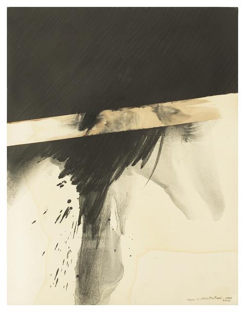 , 'Nagare-C (Stream),' 1980, Japan Art - Galerie Friedrich Mueller