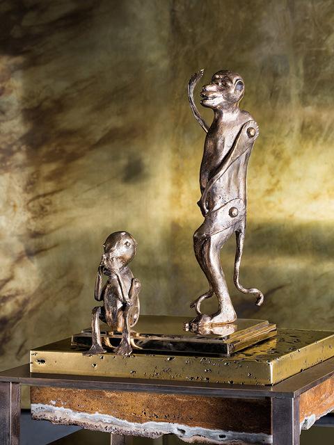 , 'Playing Teen Monkeys,' , Gianluca Pacchioni