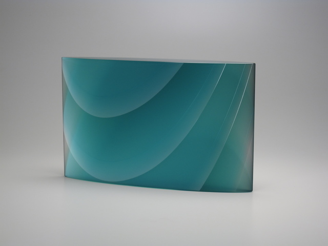 , 'Layers of Light - Blue Water,' , Gallery LVS