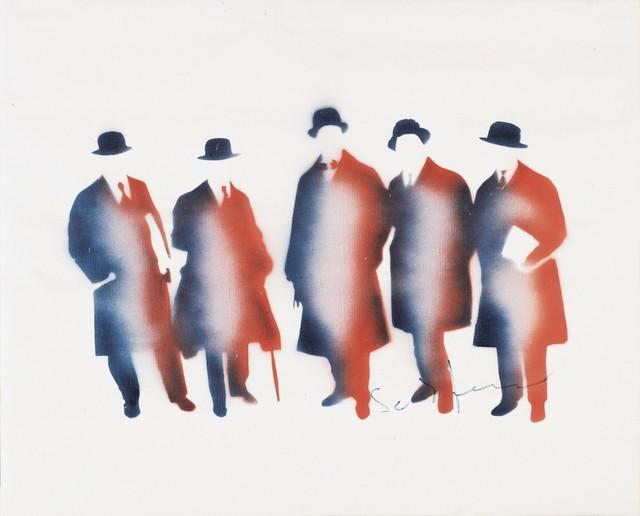 Mario Schifano, 'Futurismo rivisitato', 1974-'78, Finarte