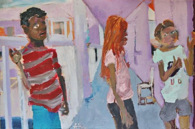 Alex Hain, 'Motel', 2019, Castlegate House Gallery