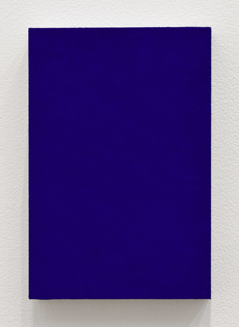 , '027k Blue 23050,' 2014, Betty Cuningham