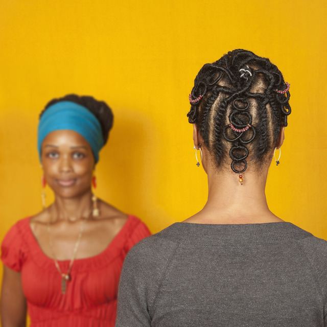 , 'The Hair Craft Project: Hairstylists with Sonya,' 2013, Museum of Fine Arts, Boston