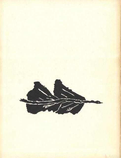 Georges Braque, 'Oiseaux Noir', 1960, ArtWise