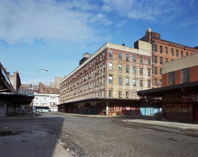 , 'Washington and East 13th Street, 1985,' 1985, Dillon + Lee