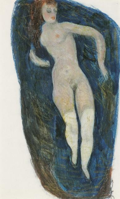 , 'Sleeping Woman,' ca. 1919, Galerie Bei Der Albertina Zetter