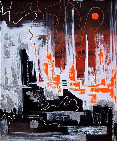 , 'Luz na Noite,' , Inn Gallery