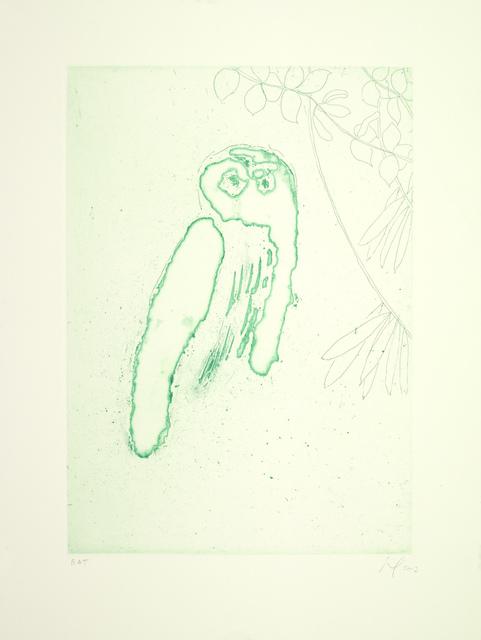 Peter Doig, 'Owl (Boscoe)', 2013, Two Palms