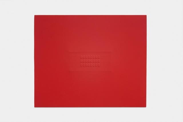 , 'Ventiquattro ovali rossi,' 1967, Almine Rech