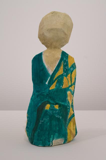 , 'Sleeping Figure No.3,' 2016, Galerie Hugues Charbonneau