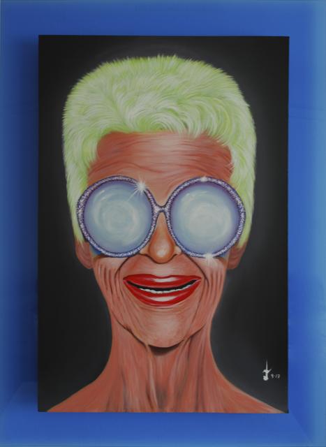 , 'Iris Vision,' 2017, Addicted Art Gallery