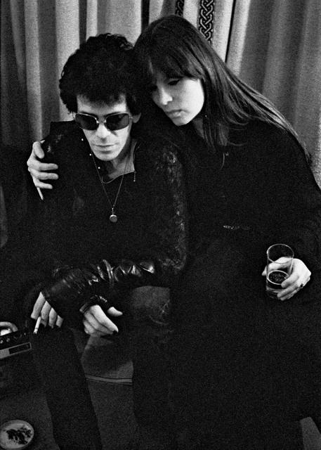 , 'Lou Reed & Nico,' 1975, TASCHEN