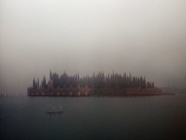 , 'Fantasmi #5 (Isola di San Michele) (Ghosts #5, St Michael's Island) ,' 2011, MLB Home Gallery