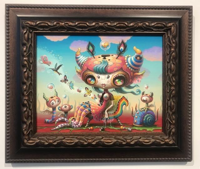 , 'Lores (Pandora's Hope),' 2015, AFA Gallery