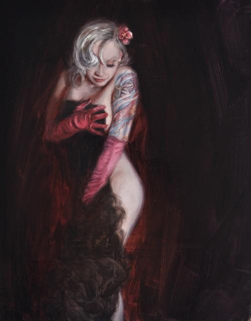 , 'Pink Gloves,' , Abend Gallery