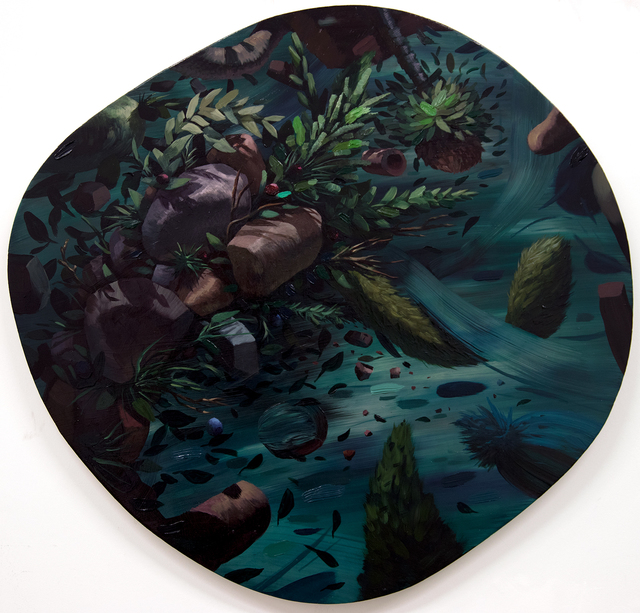 , 'In the Deep Part of the Shallows,' 2017, Art Mûr