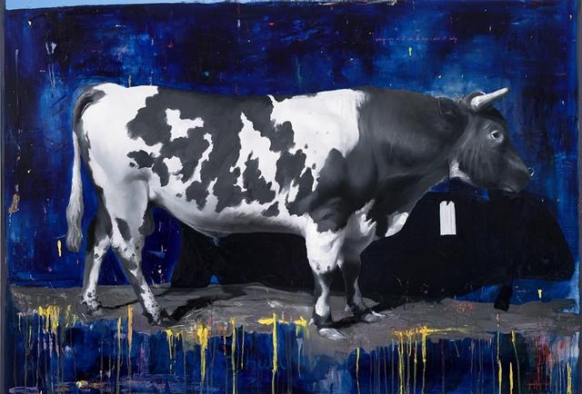 , 'Axiom,' 2020, Bruce Lurie Gallery
