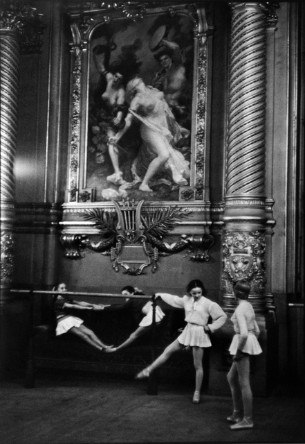 , 'THE PALAIS GARNIER OPERA HOUSE, PARIS, 1954,' 1954, Huxley-Parlour