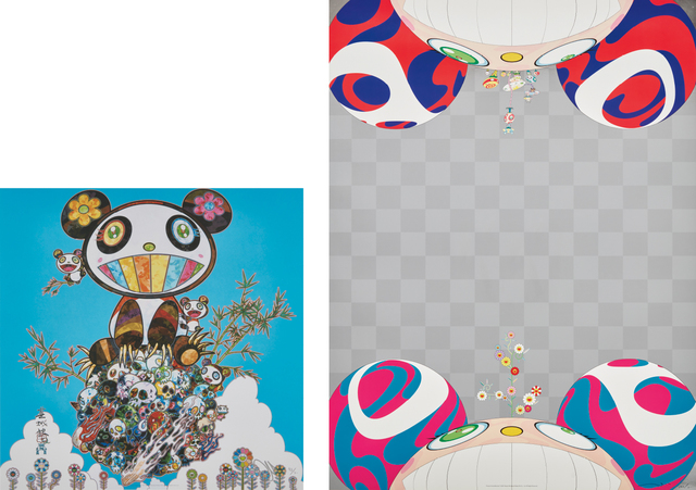 Takashi Murakami, 'Family Happiness; and Flowers Have Bloomed', 2000 and 2014, Phillips
