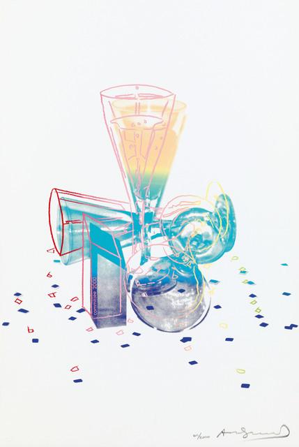 Andy Warhol, 'Committee 2000', 1982, Galerie Kovacek & Zetter