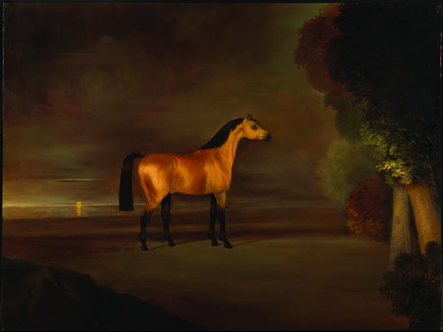 , 'Dant Vires Gloriam (Strength Gives Glory),' 2012, Dog & Horse Fine Art