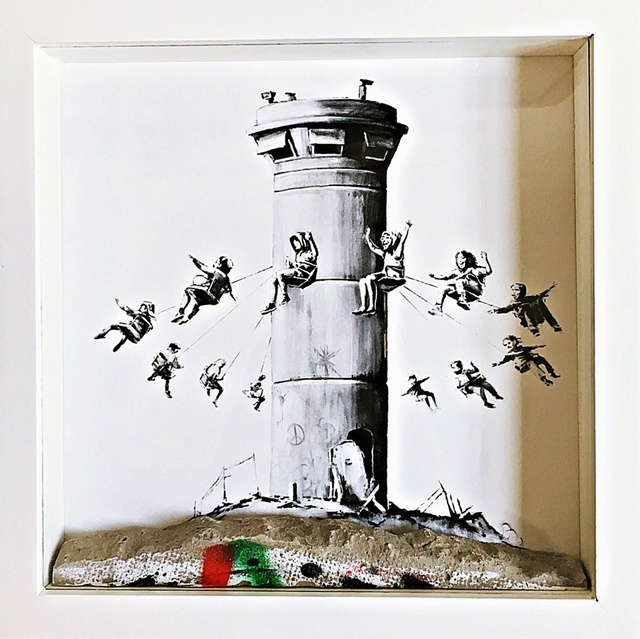 Banksy, 'Walled Off Hotel', 2017, Alpha 137: Prints & Exhibition Ephemera IV