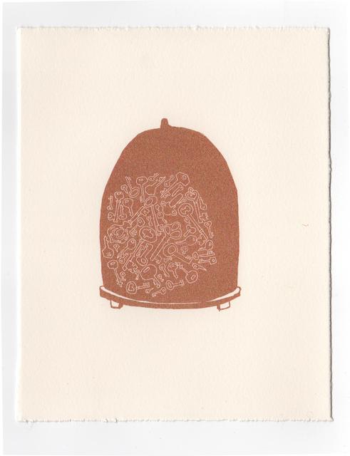 , 'Bell Jar 23,' 20216, Candida Stevens Gallery