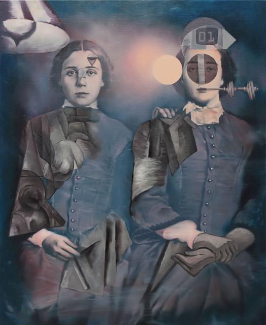 , 'Doppelgänger,' 2014, Galerie Ernst Hilger