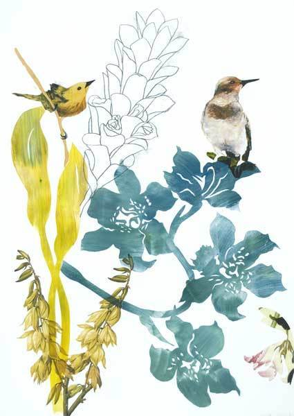 Jennifer Bain, 'Orchid Perch', 2012, Michael Warren Contemporary
