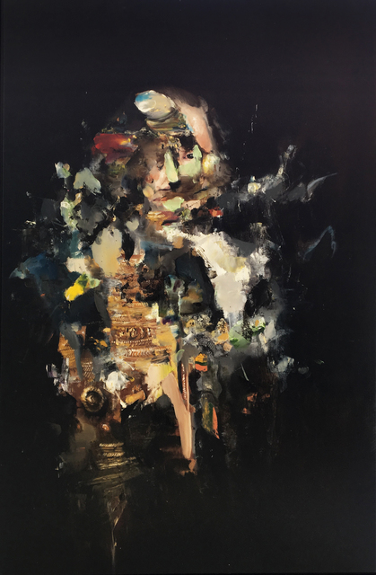 , 'Portrait (N° 030 217),' 2017, Galerie C.O.A