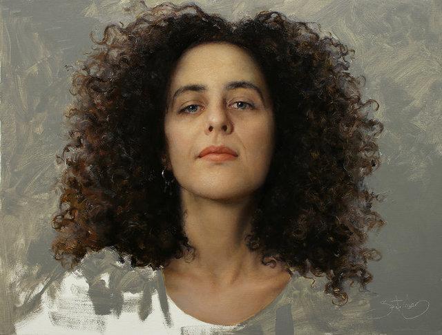 """Cesar Santos, '""""Annunciation""""', 2018, Maxwell Alexander Gallery"""