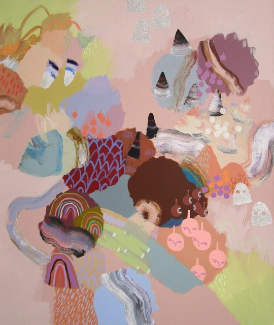 Meghan Hildebrand, 'Peaches of the Moon ', Madrona Gallery