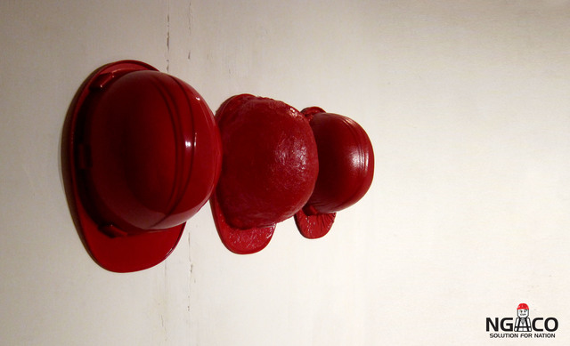 , 'Construction Helmet,' , ROH Projects