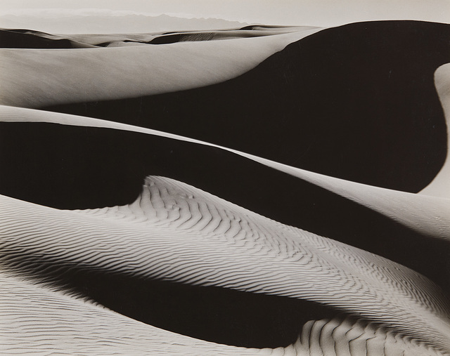 Edward Weston, 'Dunes at Oceano, California', 1936, Phillips