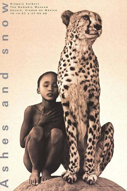 , 'Child with Cheetah, Mexico City,' 2007, ArtWise