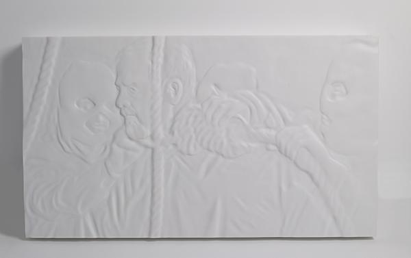 , 'Mississipi,' 2013, Dvir Gallery