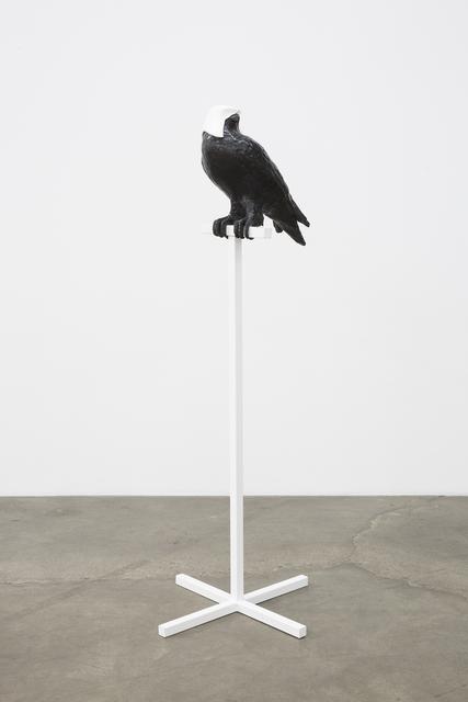 , '(After Moamin) اﺍﻟ ﻄ ﯿﻴ ﻮرﺭ  ﻣﻊ  اﺍ ﻟ ﺼ ﯿﻴﺪ  ﻣﻦ  اﺍﻟﻌ ﻠﻢ,' 2017, Night Gallery