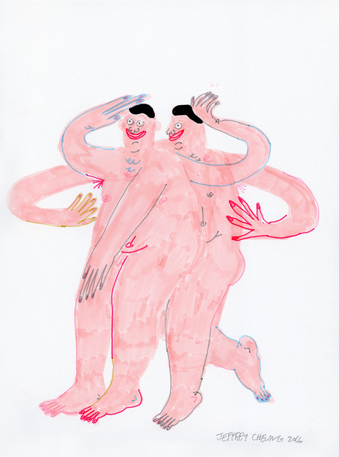 , 'Twist,' 2016, Hashimoto Contemporary