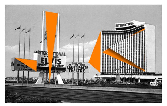 , 'Las Vegas 3,' 2014, Nora Fisch