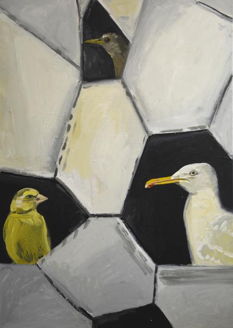 , 'Seagulls,' 2016, New Art Projects