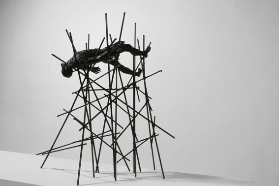 , 'Entre Palos,' 2016, Victor Lope Arte Contemporaneo
