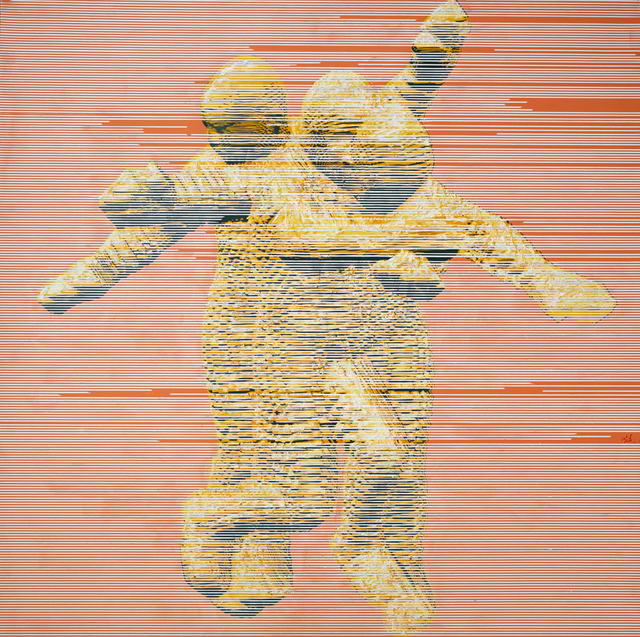 Miao Xiaochun 缪晓春, 'Gyro Dance No. 2', 2019, Eli Klein Gallery