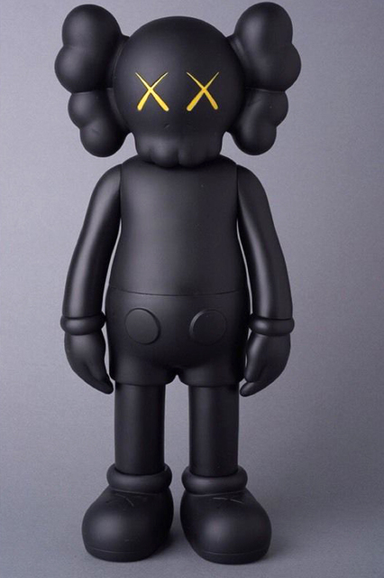 KAWS, 'Black Companion Open Edition', 2016, EHC Fine Art