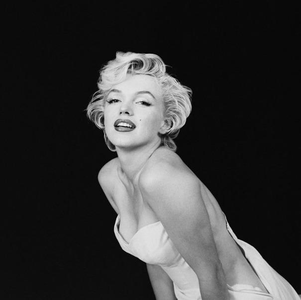 , 'Marilyn Monroe,' 1956, Mouche Gallery